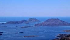 Islands outside Florø