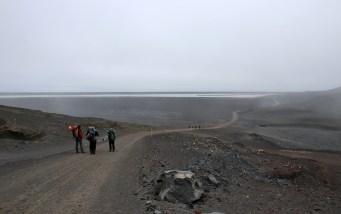 Towards Sørlaguna