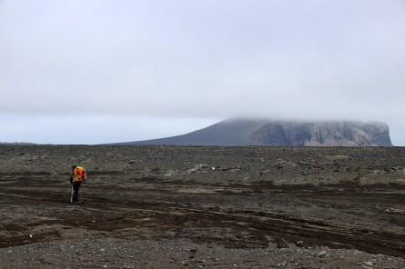 Eggøya in the background