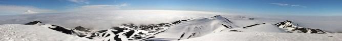 Rudolftoppen panorama (1/2)