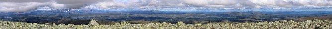 Tverrviglen panorama (1/3 - Canon)