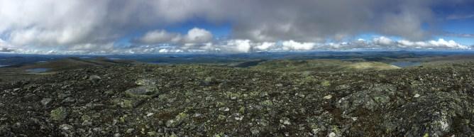 Tverrviglen panorama (1/2 - Iphone)