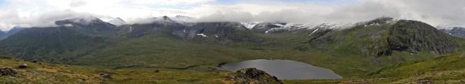 Bolfjellet panorama