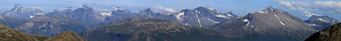 Åndalsnes-Trollstigen panorama