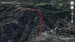 My route to Papoutsa