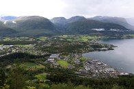 View from Utsikten