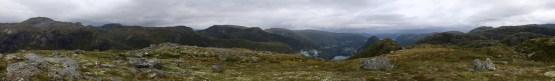 Middagshaugen panorama (1/2)