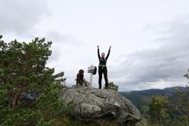 On top of Varden