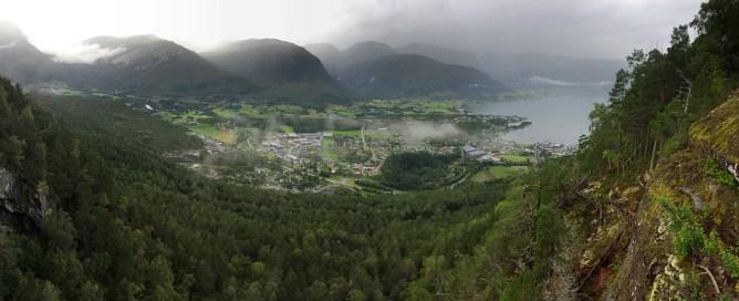 Sandane view