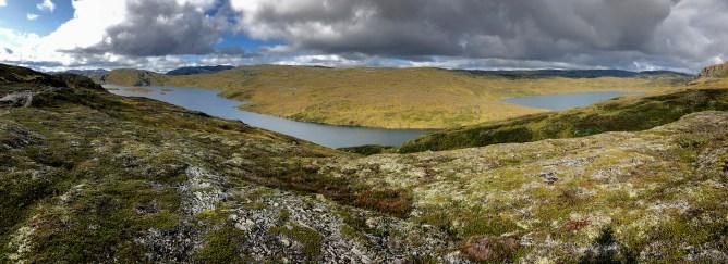 Lake Vassøyane