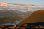 Ørskogfjellet tops