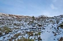 Up Ytreflødalen valley