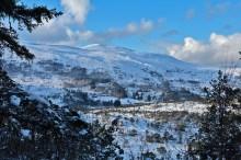 Rjåhornet - looks like a real skiing mountain now