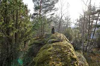 On top of Flothaugen
