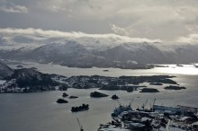 Gurskøya island