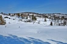 Setting course for Kjørkhovden
