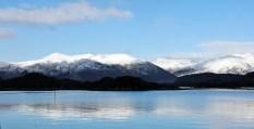 Hareidlandet mountains