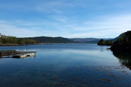 A quiet fjord