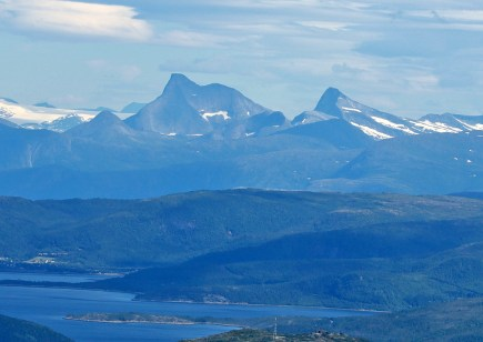 Stetind - where I was in 2007 with Nordland Turselskap