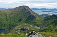 Sørkulen seen from Fingamheia