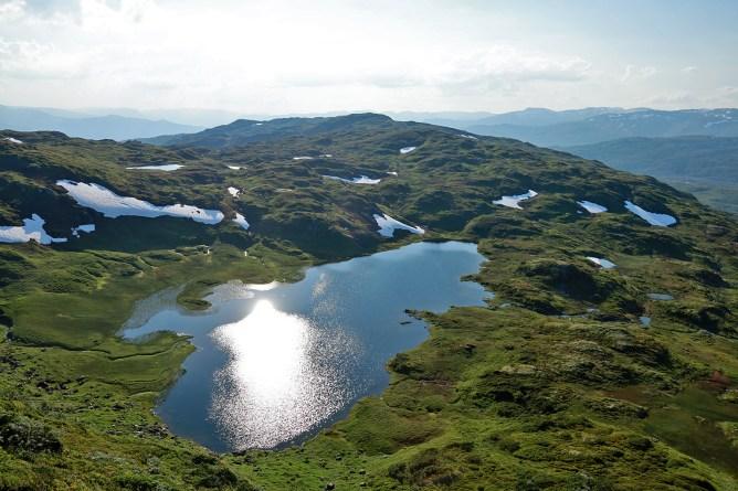 Lake Skriksvatnet