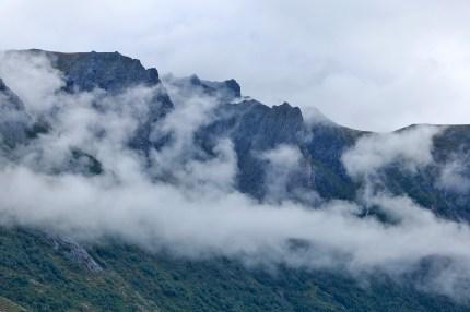 Fog in Breiteigfjella
