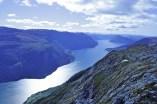 More fjord views...