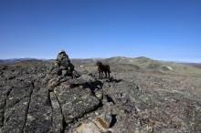 On top of Bjørnbakknøse