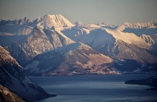 Saudehornet dominates the view