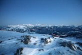 Ørsta view from Sletteheidane