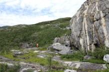 Rugged landscape...