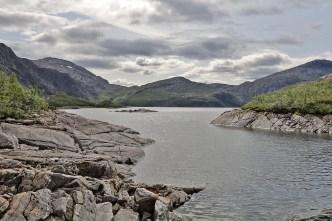 Lake Tettingvatnet