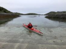 Departure from Rødøy