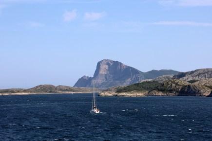 Looking back on Rødøy