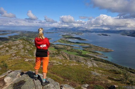 Anne is a Helgeland-fan too