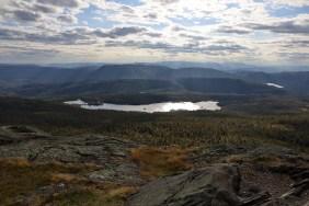View from Jonsknuten