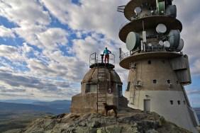 On top of Jonsknuten