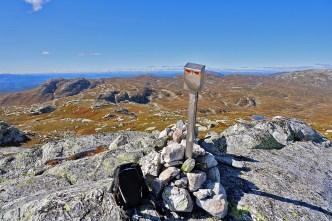 On top of Troganatten