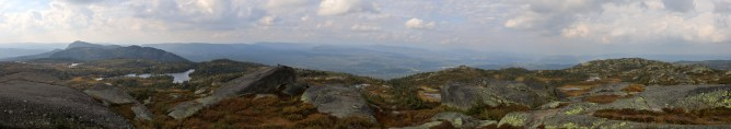 View from Styggmann (2/2)