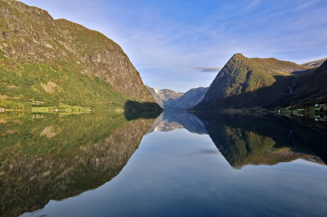 Wonderful Kjøsnesfjorden