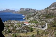 View towards Brurastakken