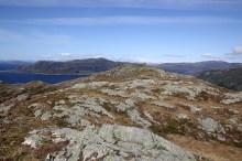 Granefjellet seen from Høgeskolten