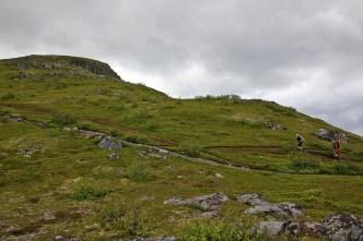 A well worn path