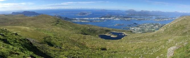 Lake Molværsvatnet