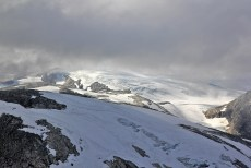 Jostefonni glacier