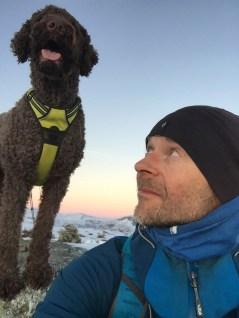 Selfie with Karma