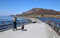 Almost on Sandsøya