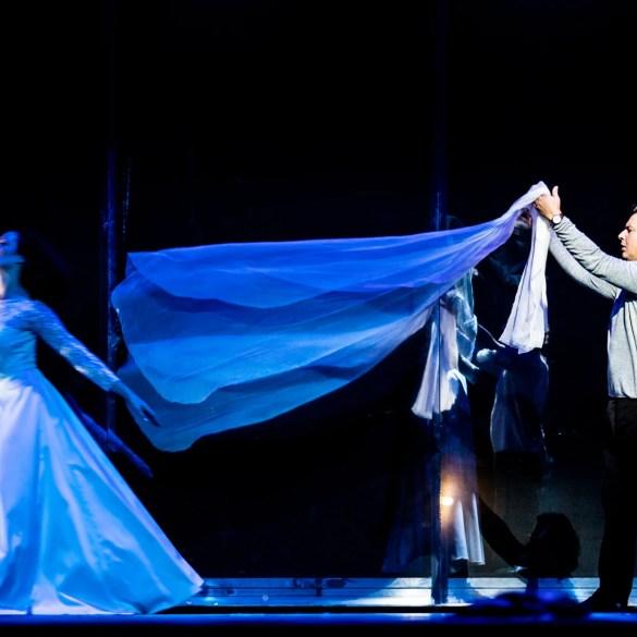 Orphee and Eurydice