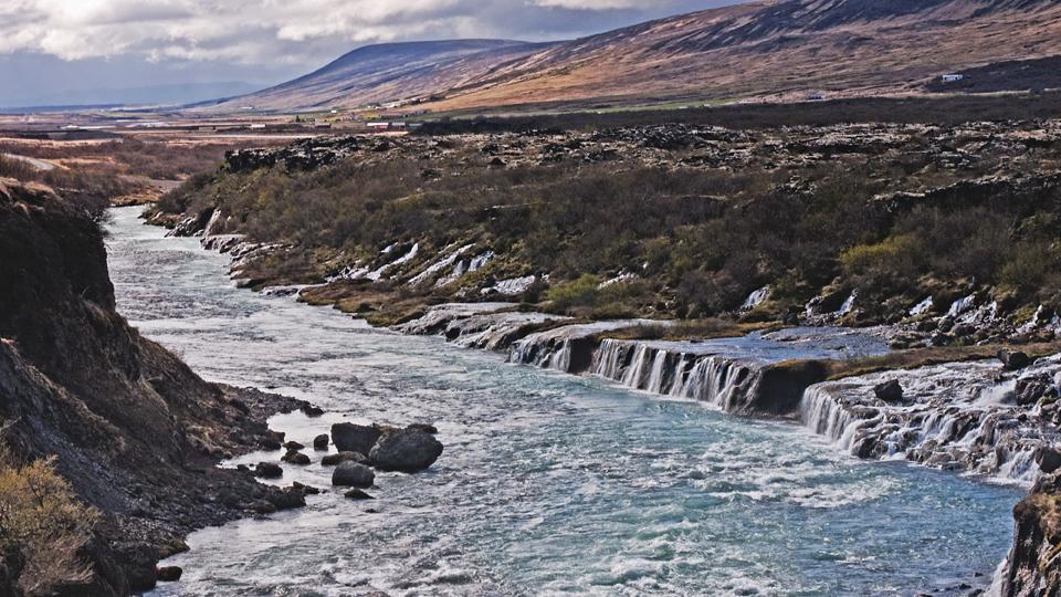 № 13 - Hraunfossar, Iceland
