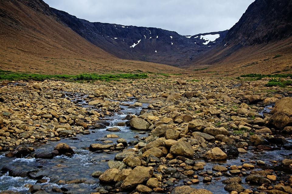 № 14 - The Tablelands, Newfoundland, Canada
